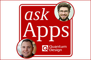 Live Question and Answer Session – Ask an Application Scientist!